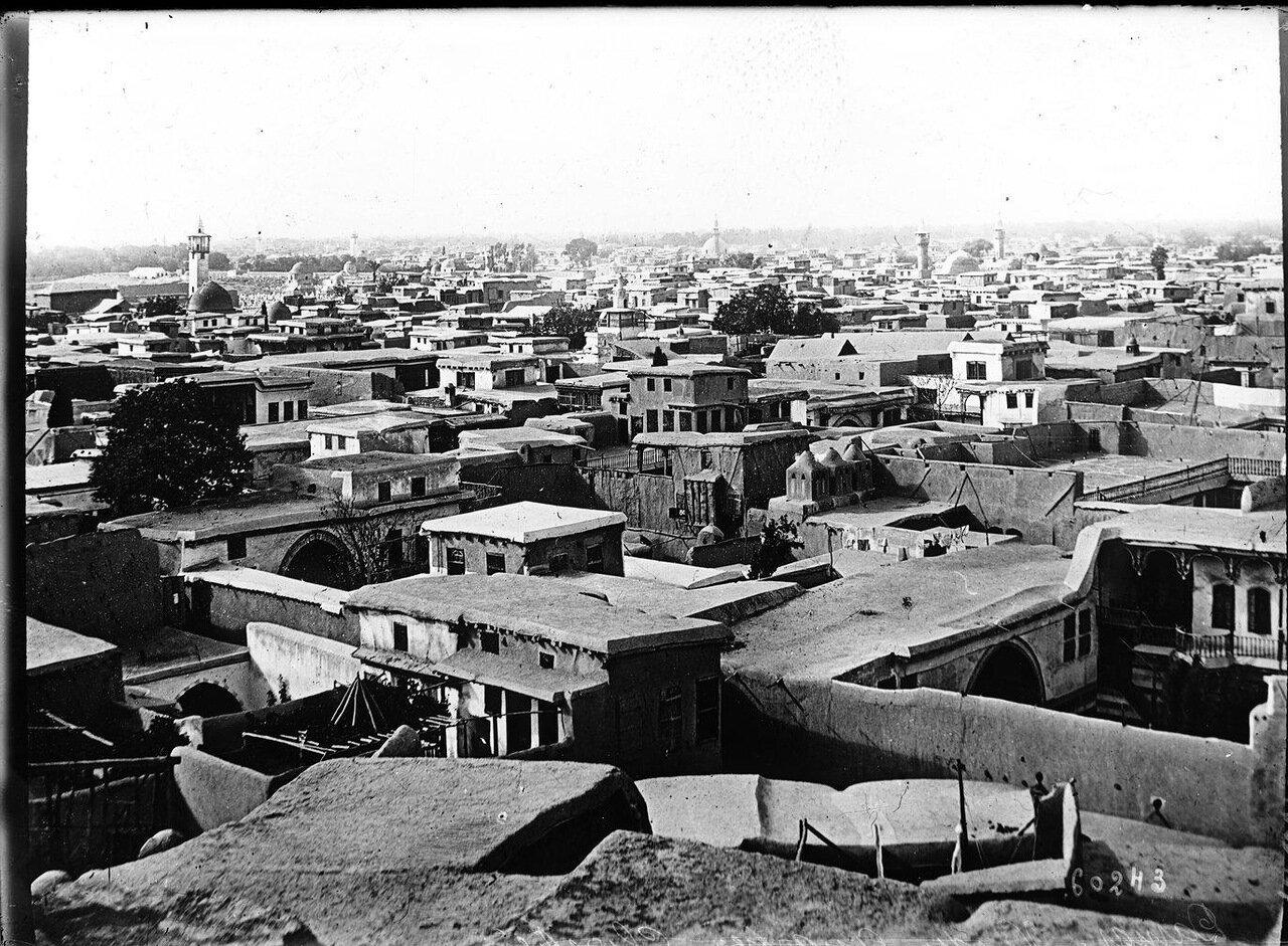 Христианский квартал. 1920
