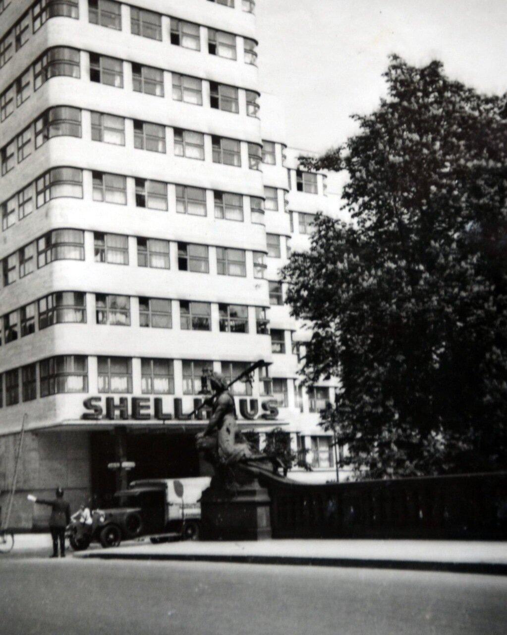 Берлин. Здание компании Шелл Петролиум. Май 1933