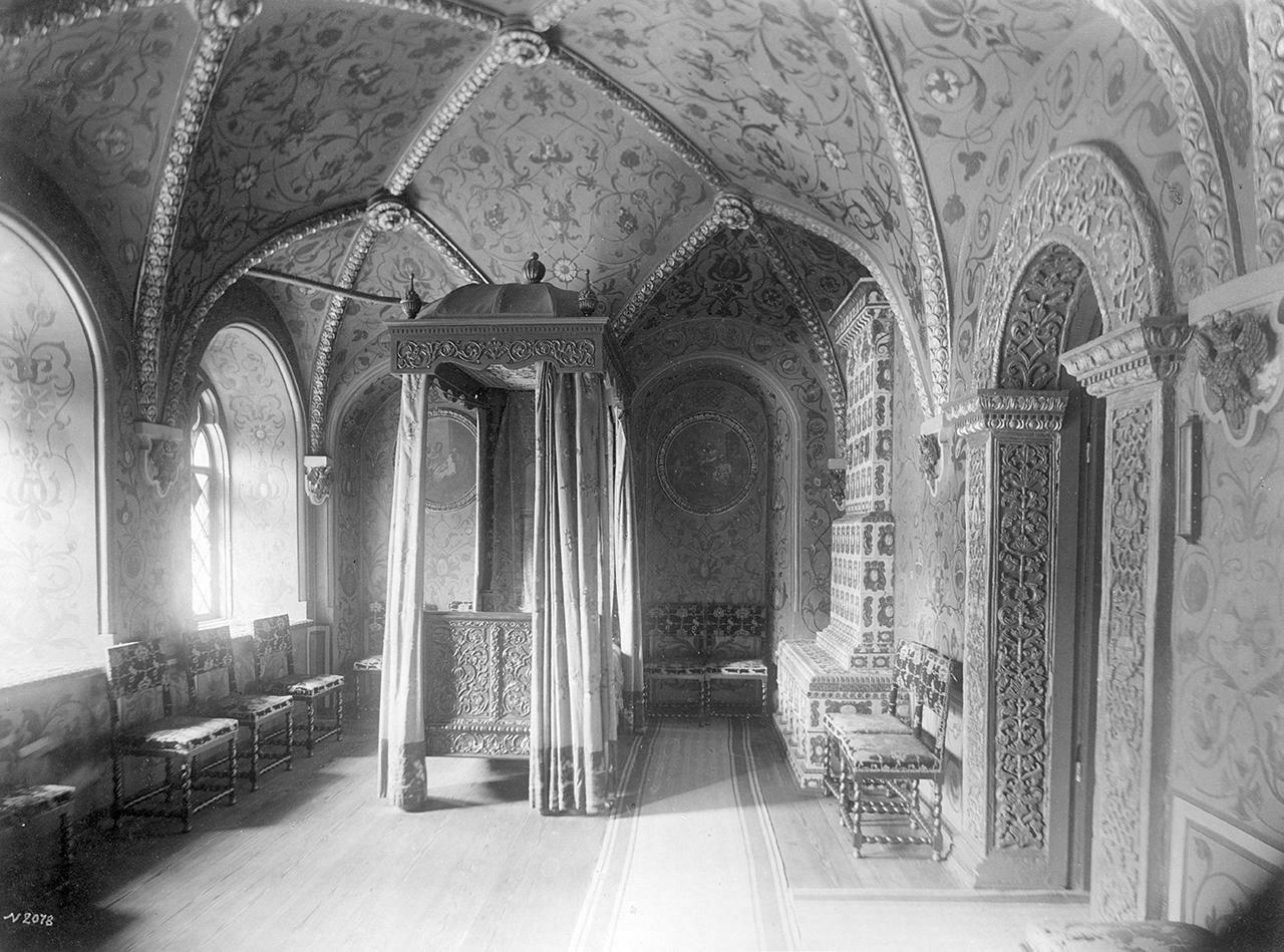 Опочивальня в Теремном дворце