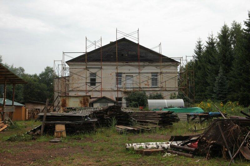 Антониево-Дымский монастырь в Тихвине
