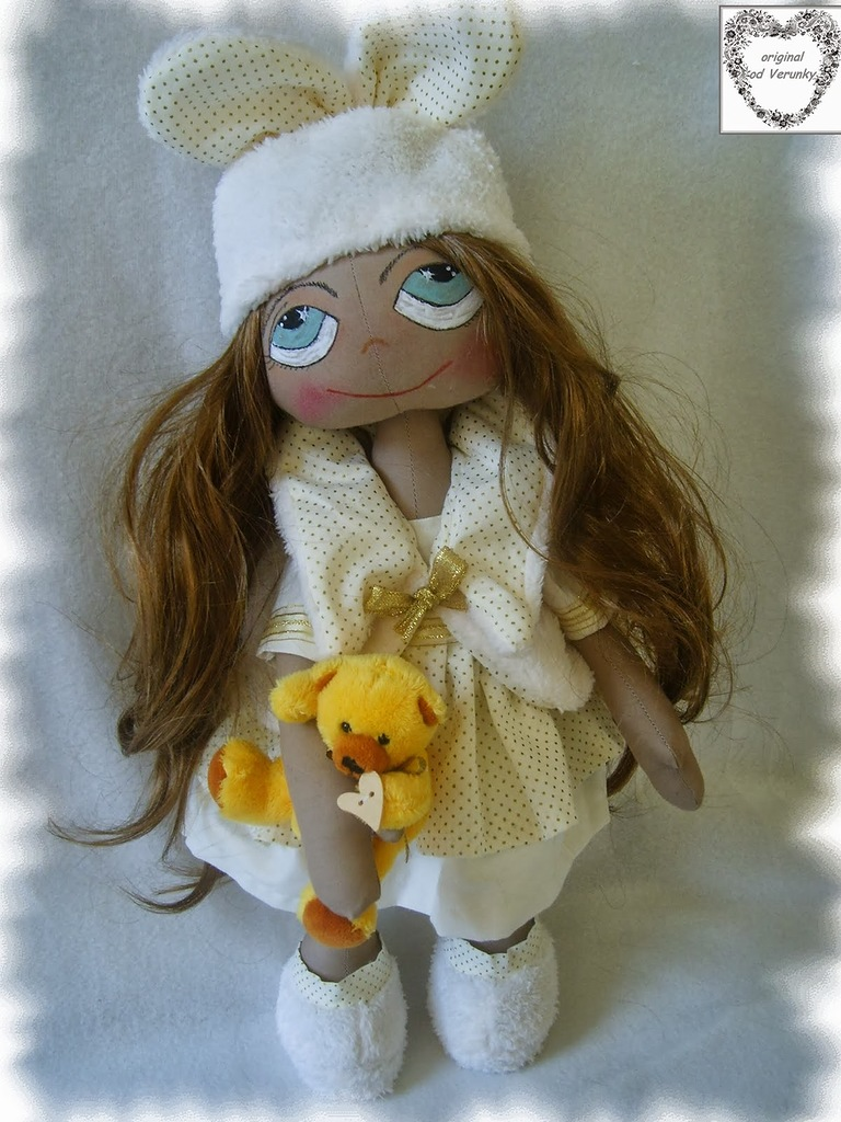 Куклы своими руками вероники