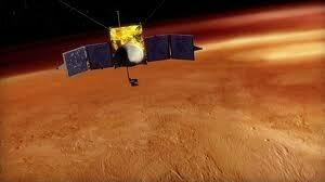 Путешествие на Марс. NASA запустило спутник MAVEN
