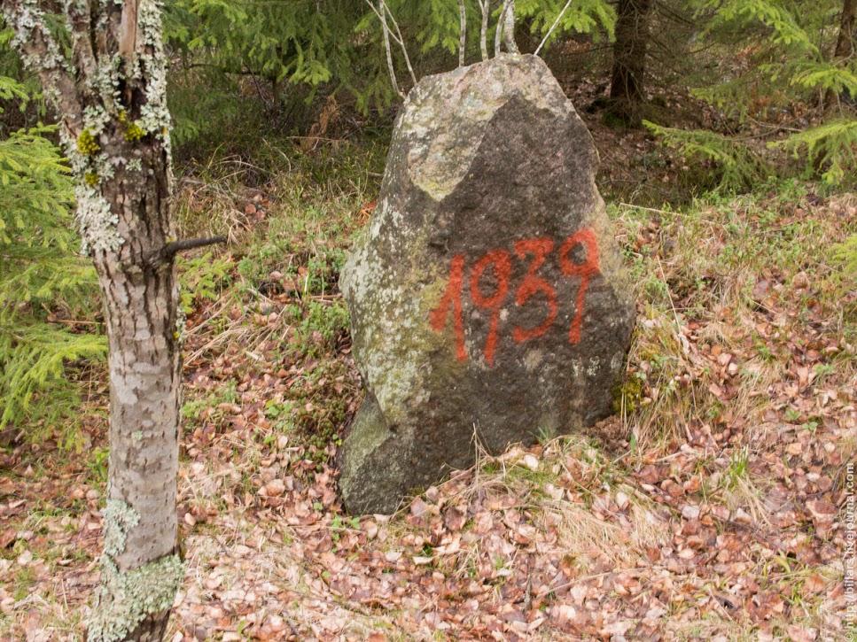Зубы дракона, КаУР, военные объекты, памятник войны, памятник ВОВ, русско-финская война