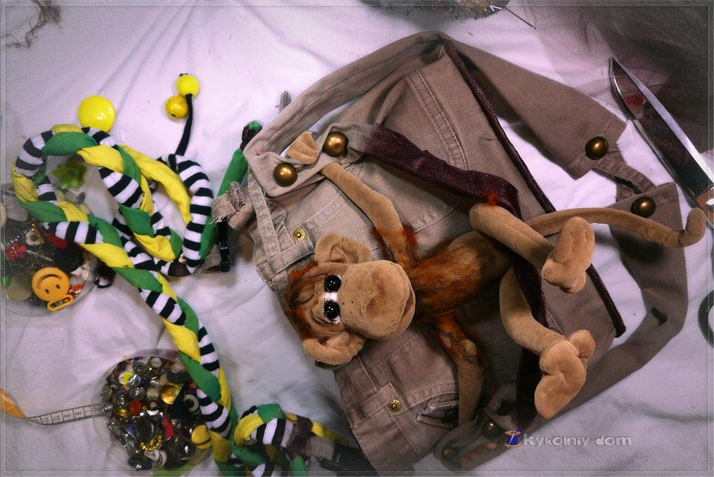 """Сумка своими руками. Мастер класс. Детская сумочка """" Джунгли"""" с мартышкой Мотей) Весёлая сумочка для девочки., мягкая игрушка, мартышка, обезьянка, мастер-класс, урок шитья, своими руками, ручная работа, выкройка, сумка ручной работы, для детей, детские аксессуары, валяние на каркасе, шитье, что подарить, подарок, сказка, шоколадный, для девочки"""