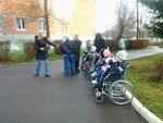 5 ноября участники службы Милосердие Донского храма посетили Сергиево-Посадский детский дом–интернат Березка
