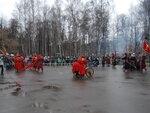 Историческая реконструкция в рамках 700-летия со дня рождения преподобного Сергия Радонежского