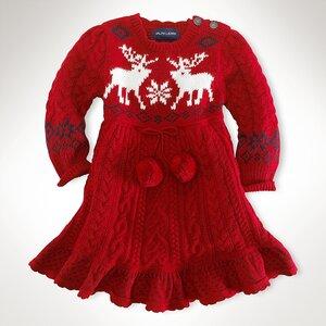 Северные олени к Рождеству от Ralph Lauren