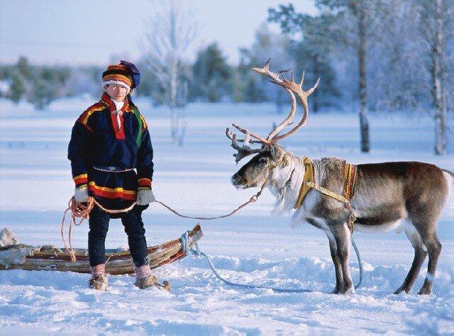 Сказочный отдых в Финляндии - курорт Весилеппис