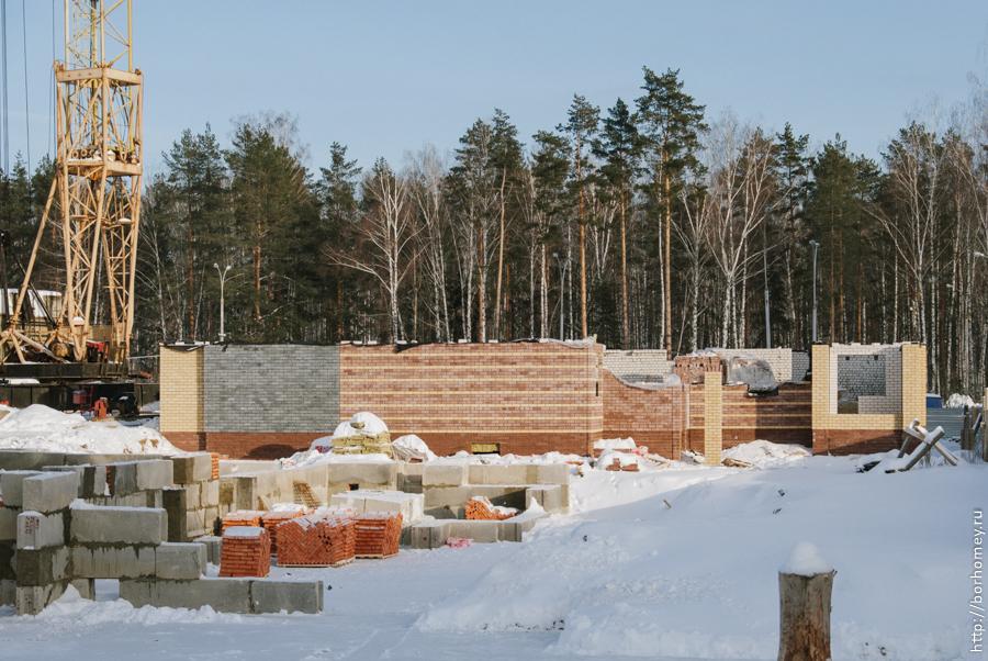 строительство жилого дома на раменской