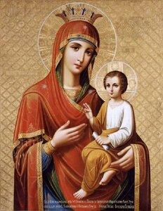Икона Божией Матери «Скоропослушница»