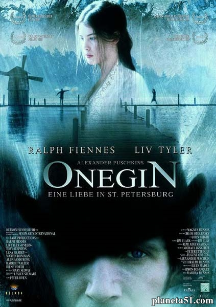 Онегин / Onegin (1998/DVDRip)
