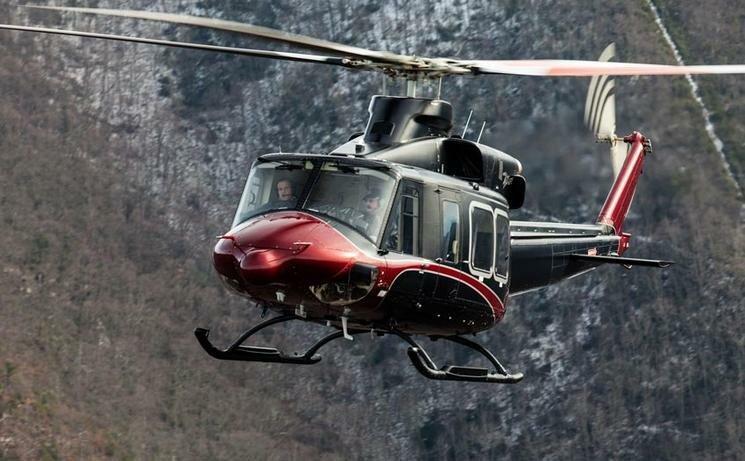 Общий вид вертолета