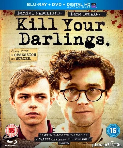 Убей своих любимых / Kill Your Darlings (2013/BDRip/HDRip)