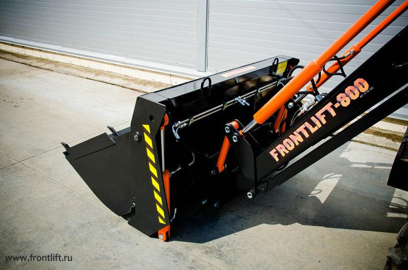 погрузчик Frontlift-800