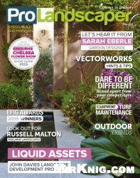 Журнал Pro Landscaper - May 2015
