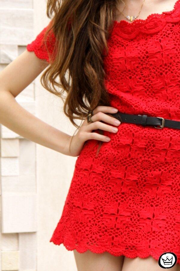 靓丽红裙(76) - 柳芯飘雪 - 柳芯飘雪的博客
