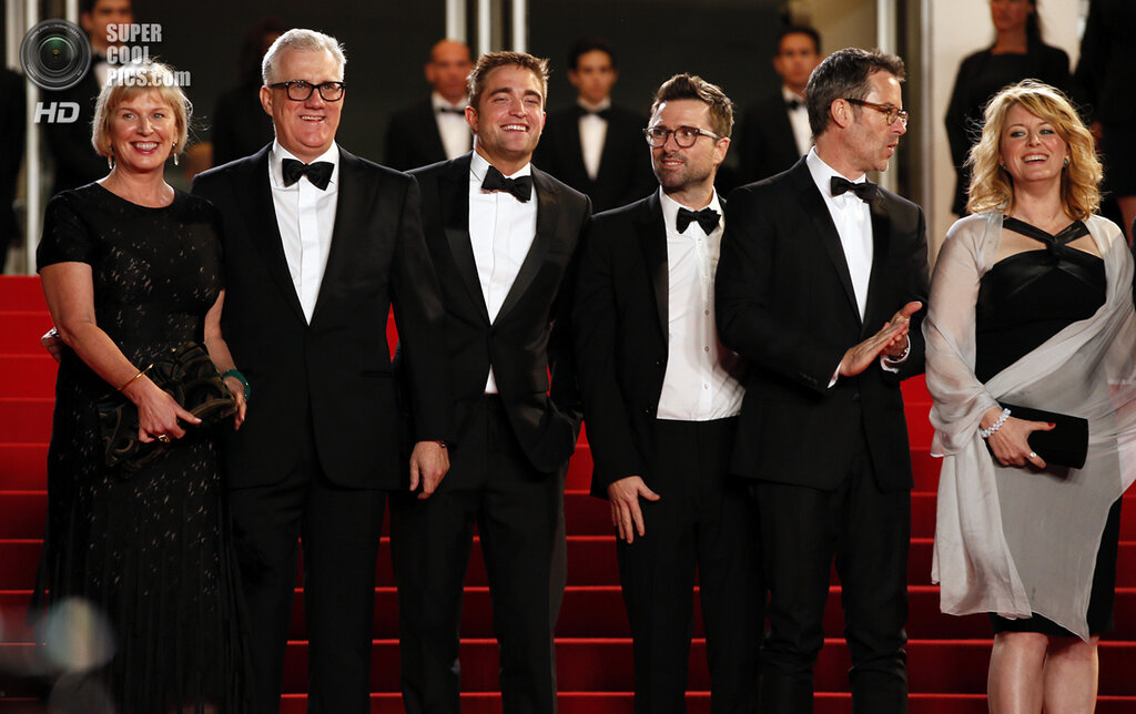 France Cannes The Rover Red Carpet
