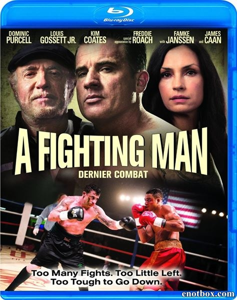 Боец / A Fighting Man (2014/BDRip/HDRip)