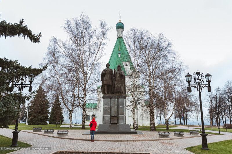 В Нижний Новгород на выходной