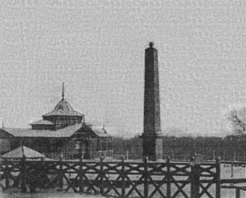 Памятник Александру I в Оренбурге