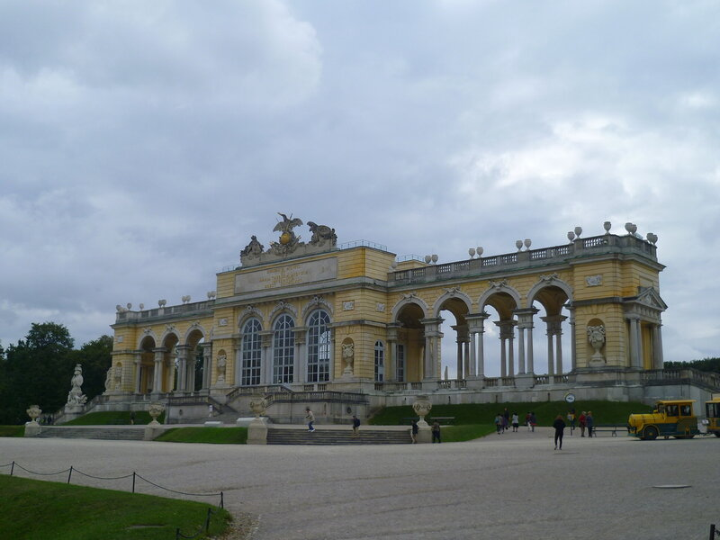 Вена, дворец Шенбрунн (Vienna, Schönbrunn Palace)