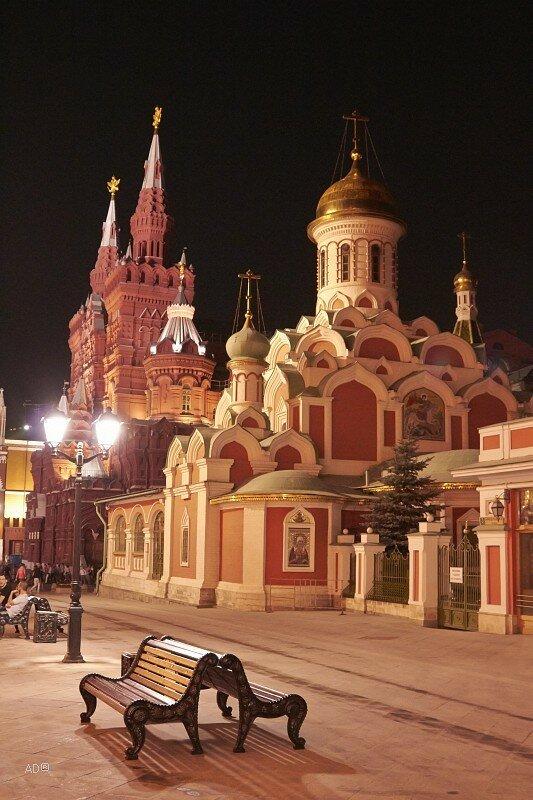 Собор во имя Казанской иконы Божией Матери на Красной площади