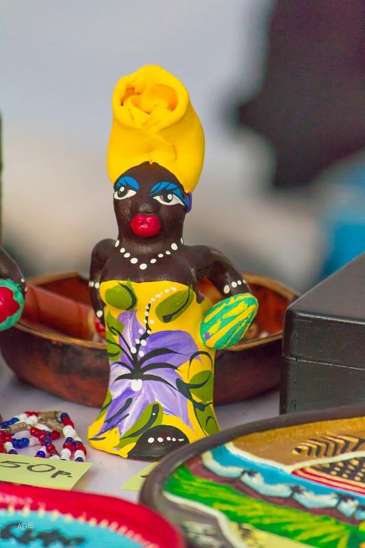 Сувенир на Фестивале культуры латиноамериканских народов в России «LATINOFEST 2013»