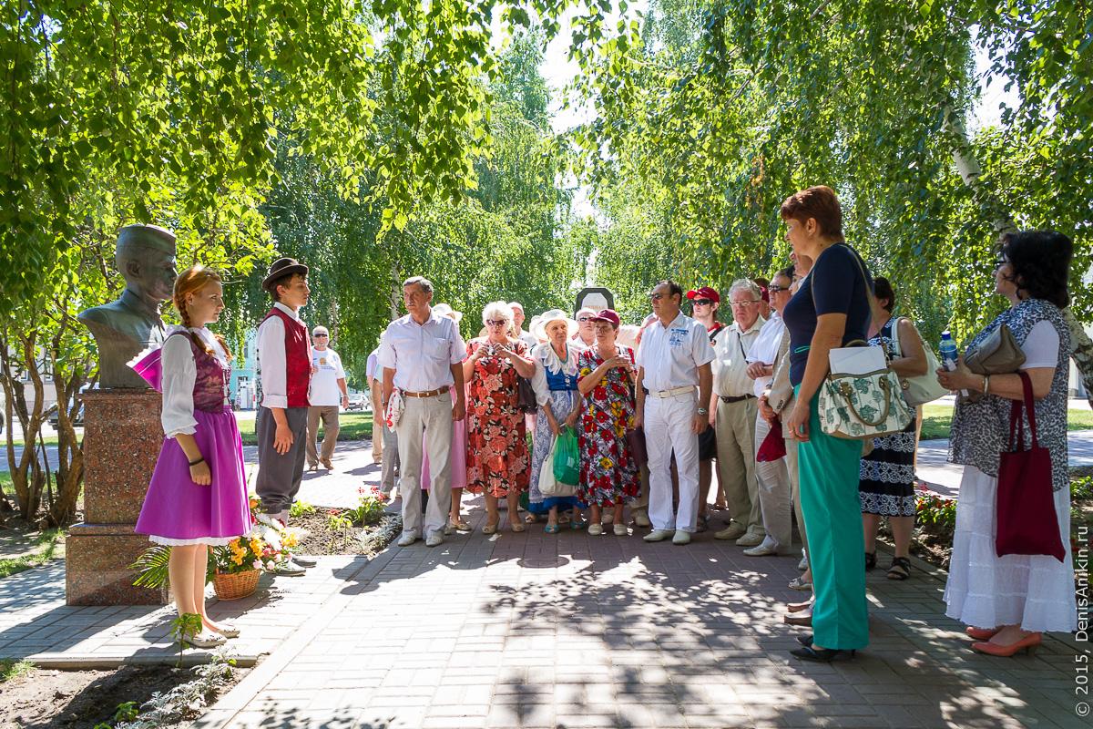 250 лет переселения немцев в Россию 3
