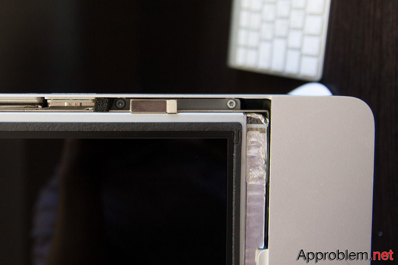 как поменять HDD На SSD в iMac 2011 года