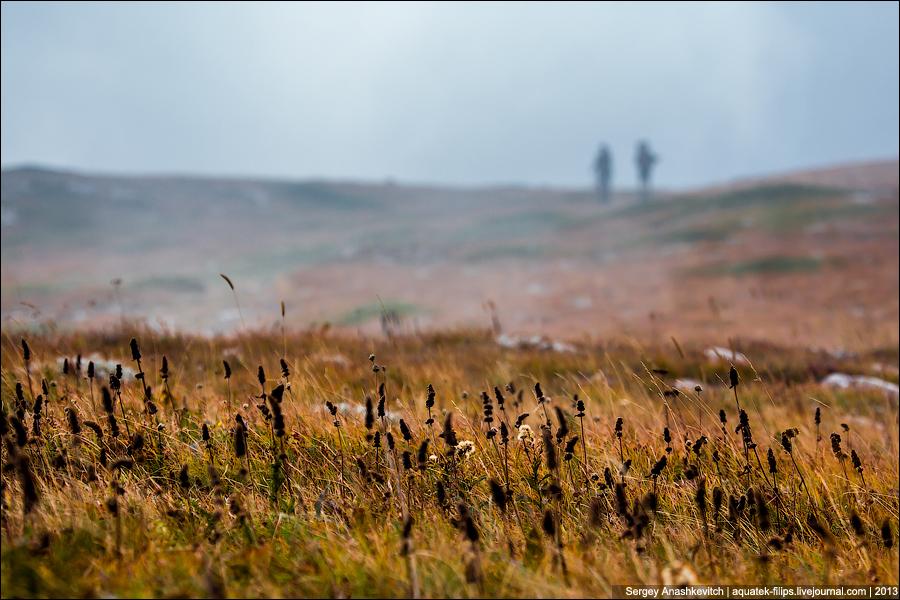 Туманные люди Чатырдага