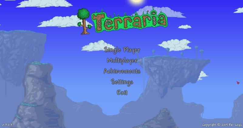 Terraria v1.3.0.3