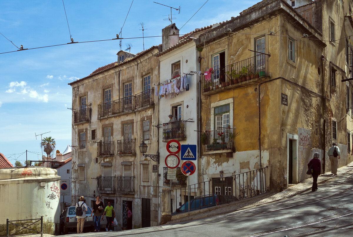 Лиссабон.