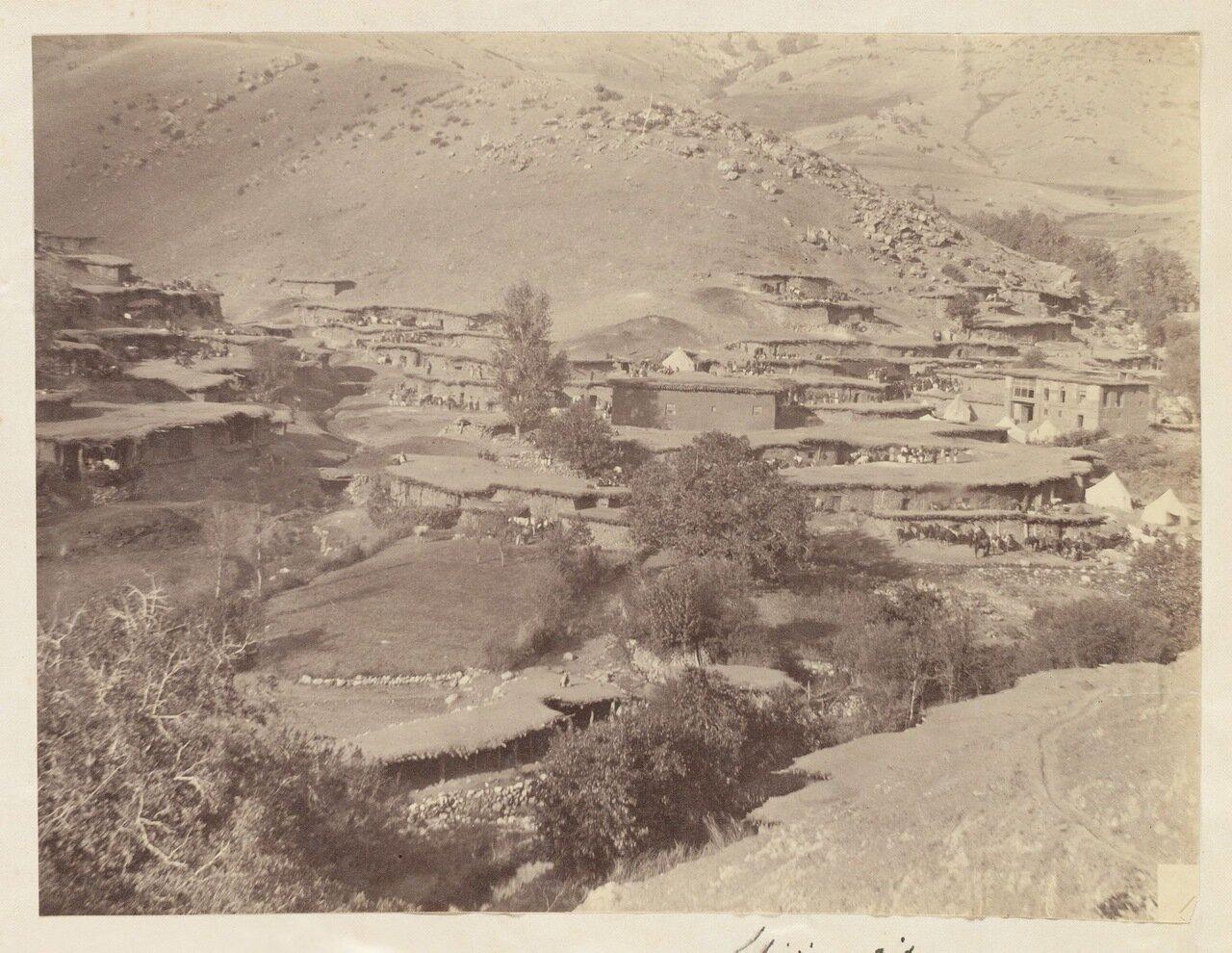 Деревня в Западном Азербайджане