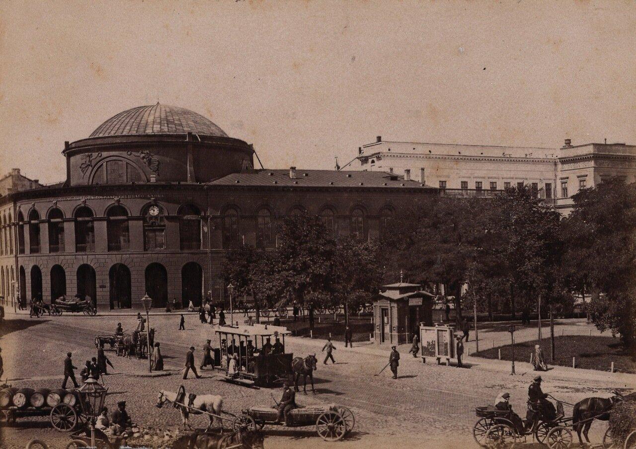 Банковская площадь 1890-е