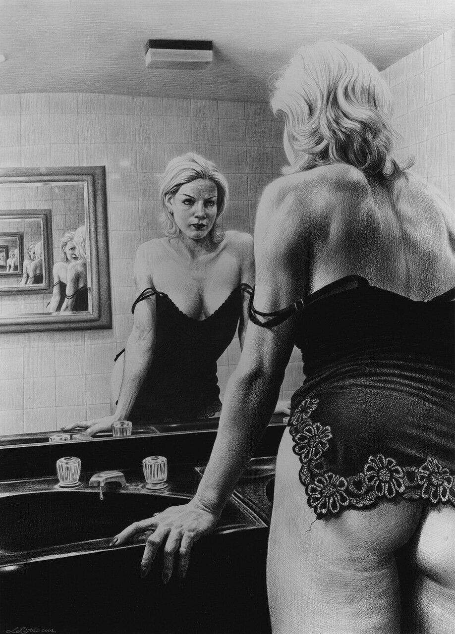 Зеркало, зеркало. 2002