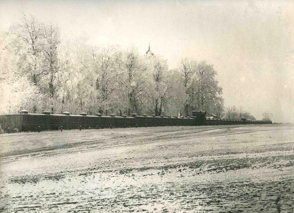 Варваринское кладбище