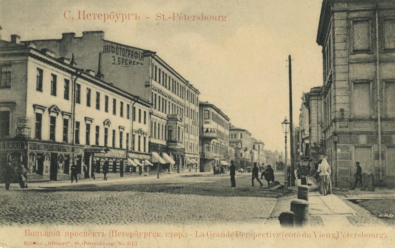 Большой проспект (Петербургская сторона)