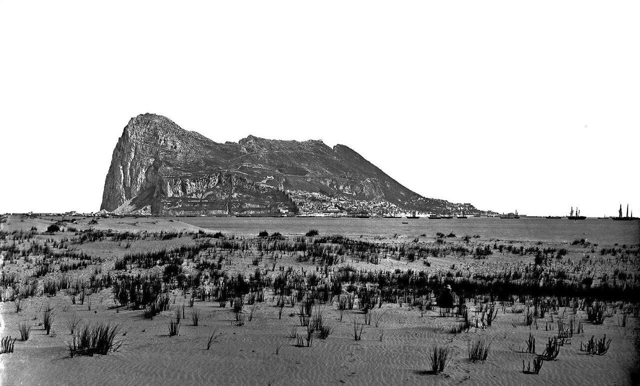 1890. Вид из Кампаменто