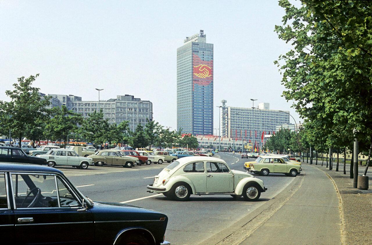 ORWO,vermutlich 1983. Berlin-Ost.