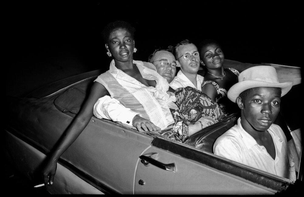 1955. На вечеринку