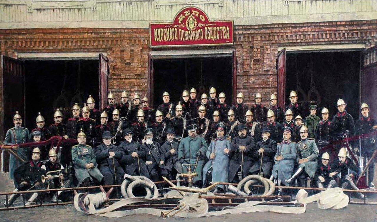 Курское Добровольное Пожарное Общество