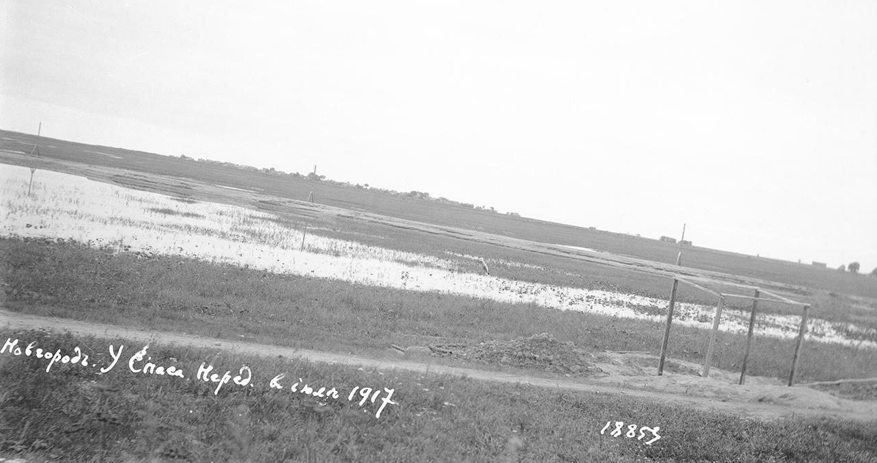 Вид местности у церкви Спаса Нередицы
