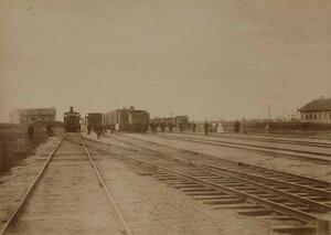 Псков II. Железнодорожная станция