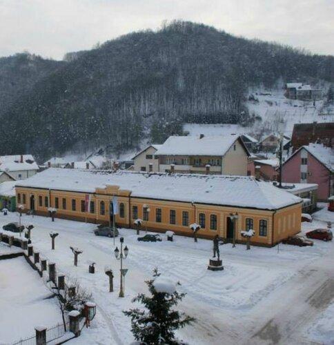 Новый Год в Гуче! На Новый Год в Сербию!