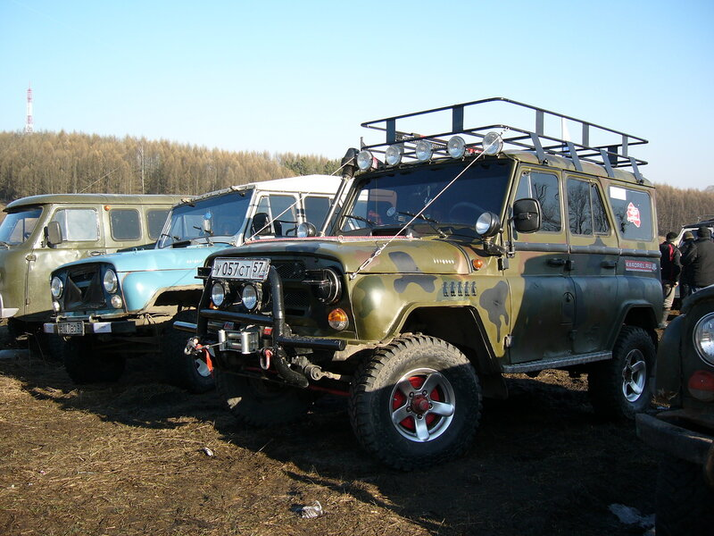 Автоледи 57 (Мценск)