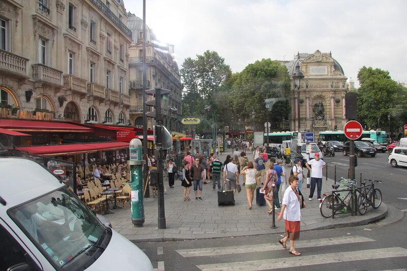 Площадь Сант-Мишель
