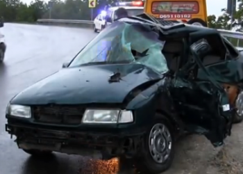 В Оргееве легковой автомобиль врезался в фуру