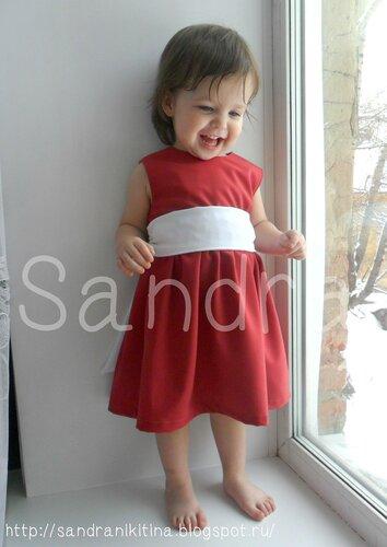 Платья для 2 годовалой девочки