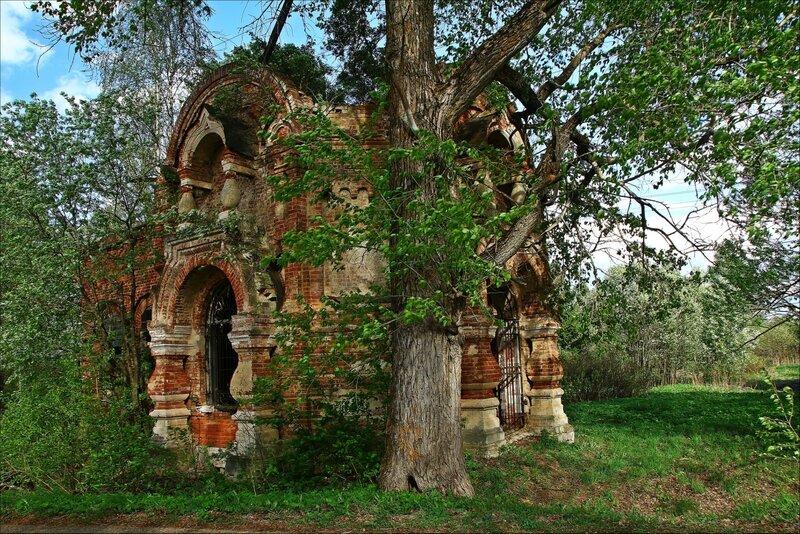 Дары. Церковь Сергия Радонежского