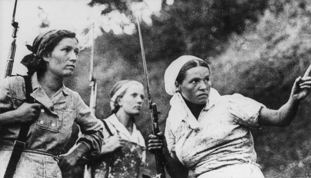 Пленные женщины вов фото 520-455